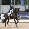 Dorothee Schneider auf UllrichEquine's St. Emilion @ Louisdor-Preis, Pferd International München 2014