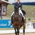 Dorothee Schneider (GER) auf Kaiserkult TSF, Preis der Nürnberger Versicherungsgruppe @ Pferd International München 2014 Picture © M. Gruber – www.GruberImages.com