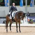 Hubertus Schmidt auf Sammy Deluxe @ Louisdor-Preis, Pferd International München 2014