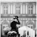 Olympiasieger, Welt- u. Europameister Michi Jung auf Ricona, Dressurteilprüfung der Vielseitigkeitsreiter @ Wiesbaden Pfingstturnier 2014Picture © M. Gruber – www.GruberImages.com